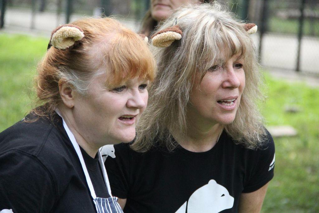 Lesley Nicol & Jill Robinson
